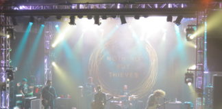 Nothing but Thieves at Granada Theater on 9/30/18