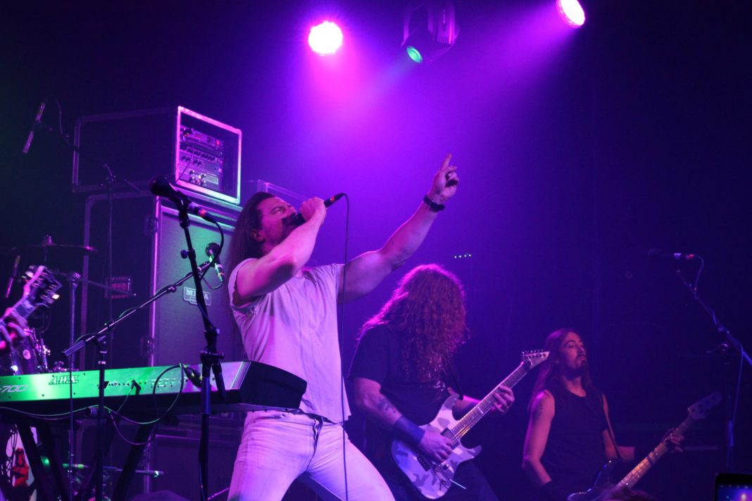 Andrew WK at Trees on 9/21/18 photos by Youssef Mahmoud